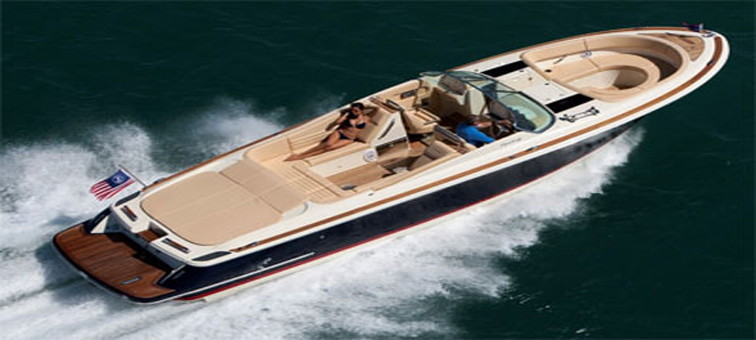 Aston Martin Offers >> Chris Craft Unveils Superb New Luxury Powerboat Models ...