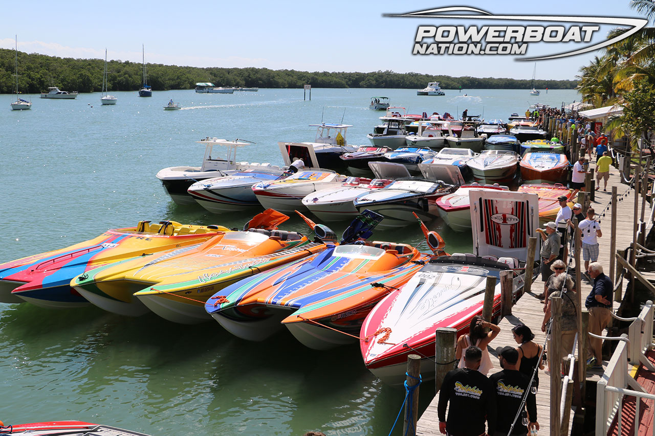 Fpc s 2016 miami boat show poker run another spectacular success powerboat nation - Miami boat show ...