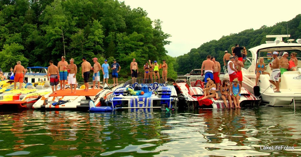 Have you heard of the lake cumberland thunder run for Lake cumberland fishing