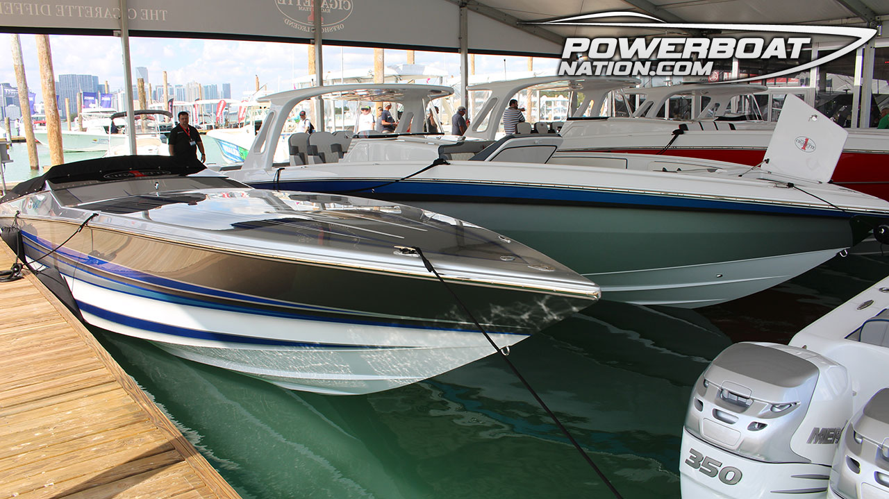 Recap and photos from the 2017 miami boat show powerboat - Miami boat show ...