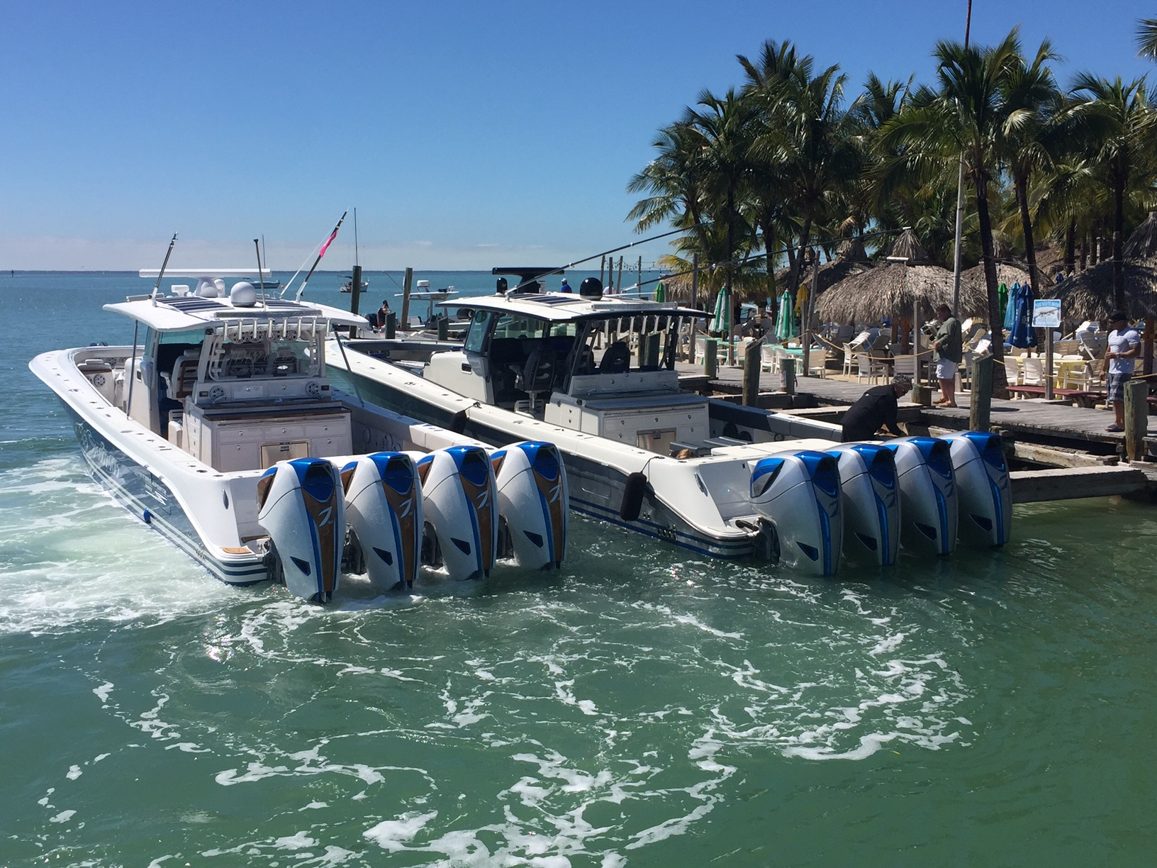 Fpc s miami boat show poker run is four days of 100 powerboating fun powerboat nation - Miami boat show ...