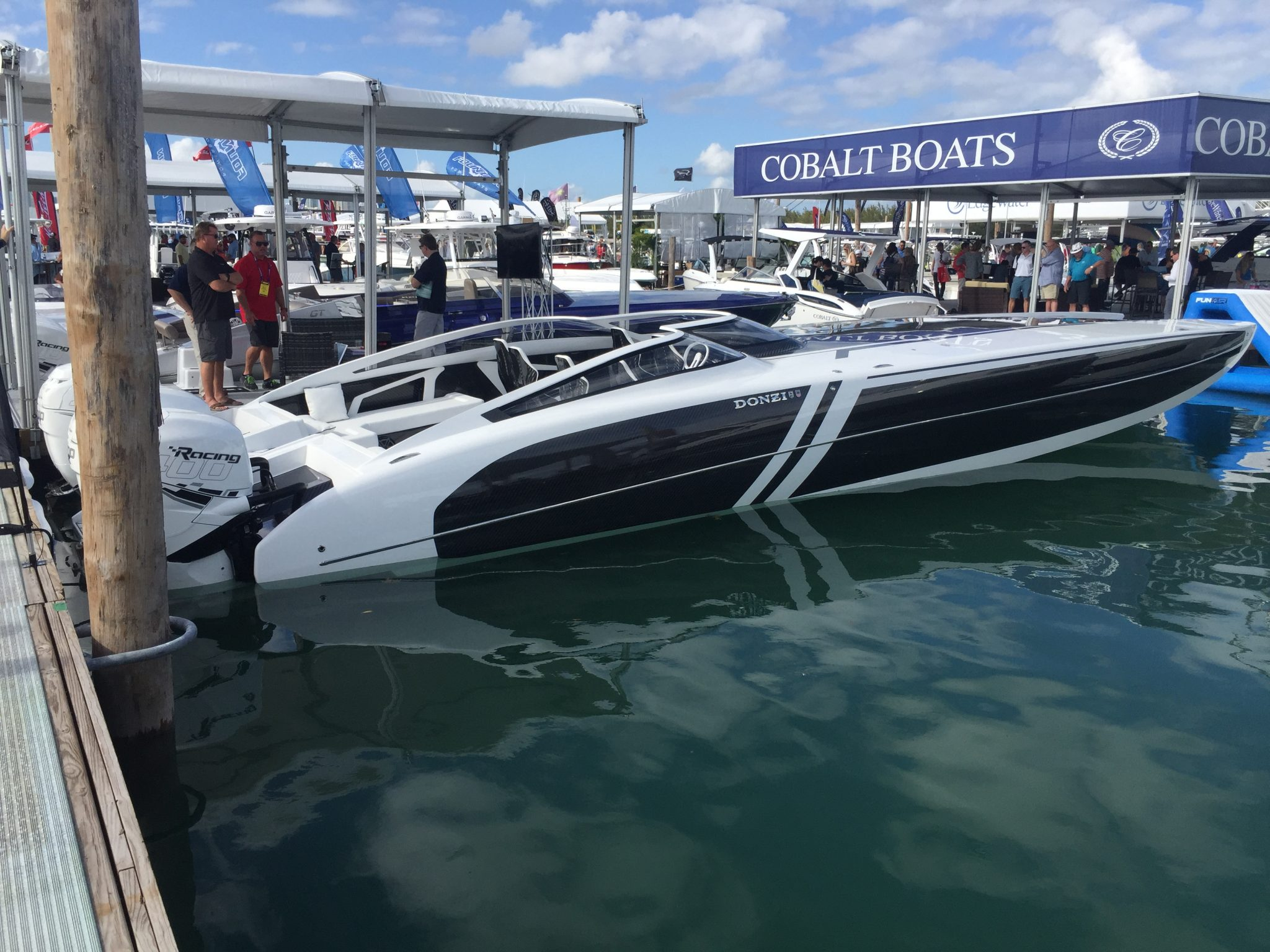 MIAMI SHOW: The Best of the New Stuff - Powerboat Nation