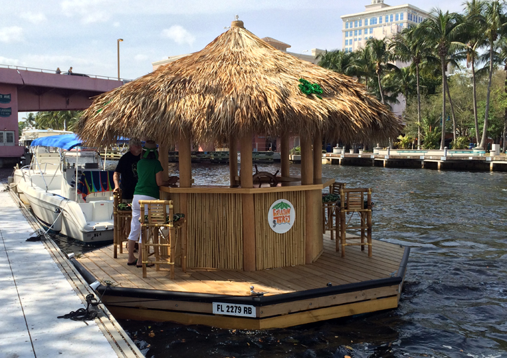 Buy Your Own Quot Cruisin Tiki Quot Powerboat Nation