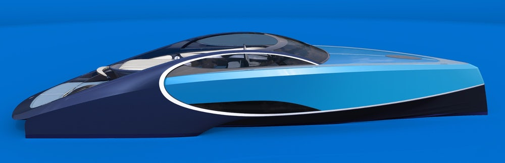 The Floating Bugatti Of Your Dreams Is Coming Powerboat
