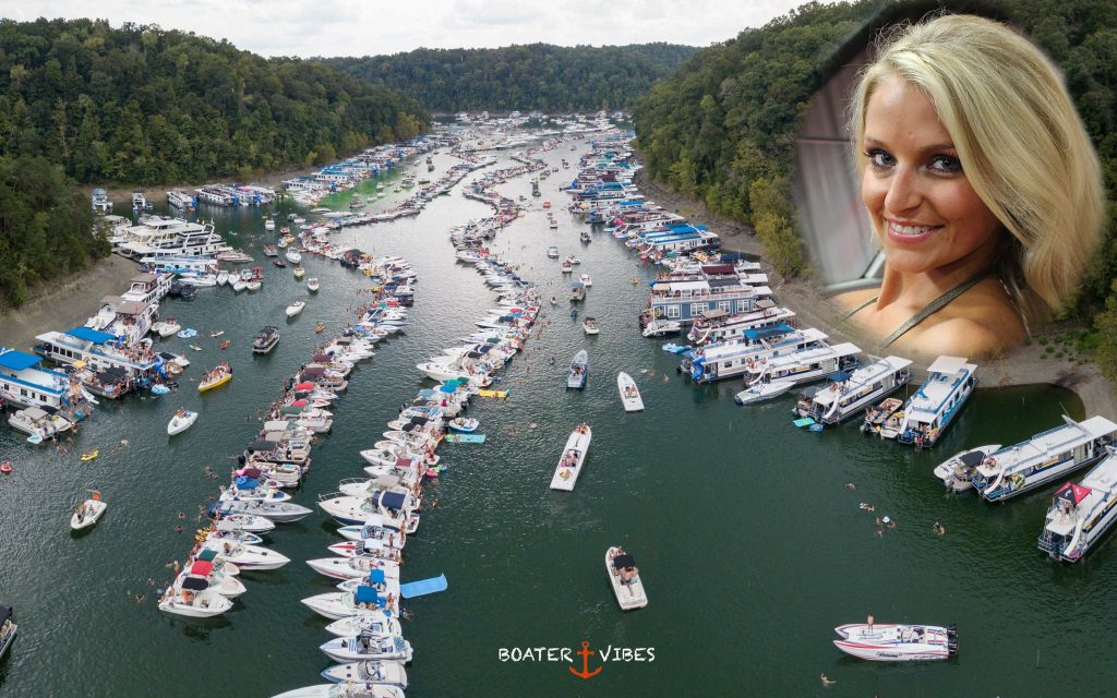 What is poker run and boating