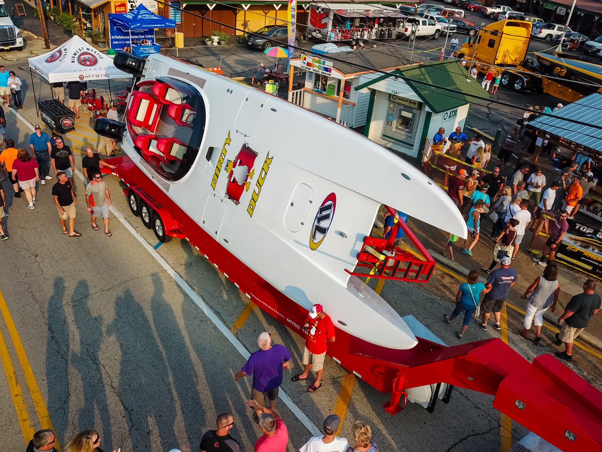 Mystic to Show 3 Boats in Lauderdale, Plans Key West Fun Run