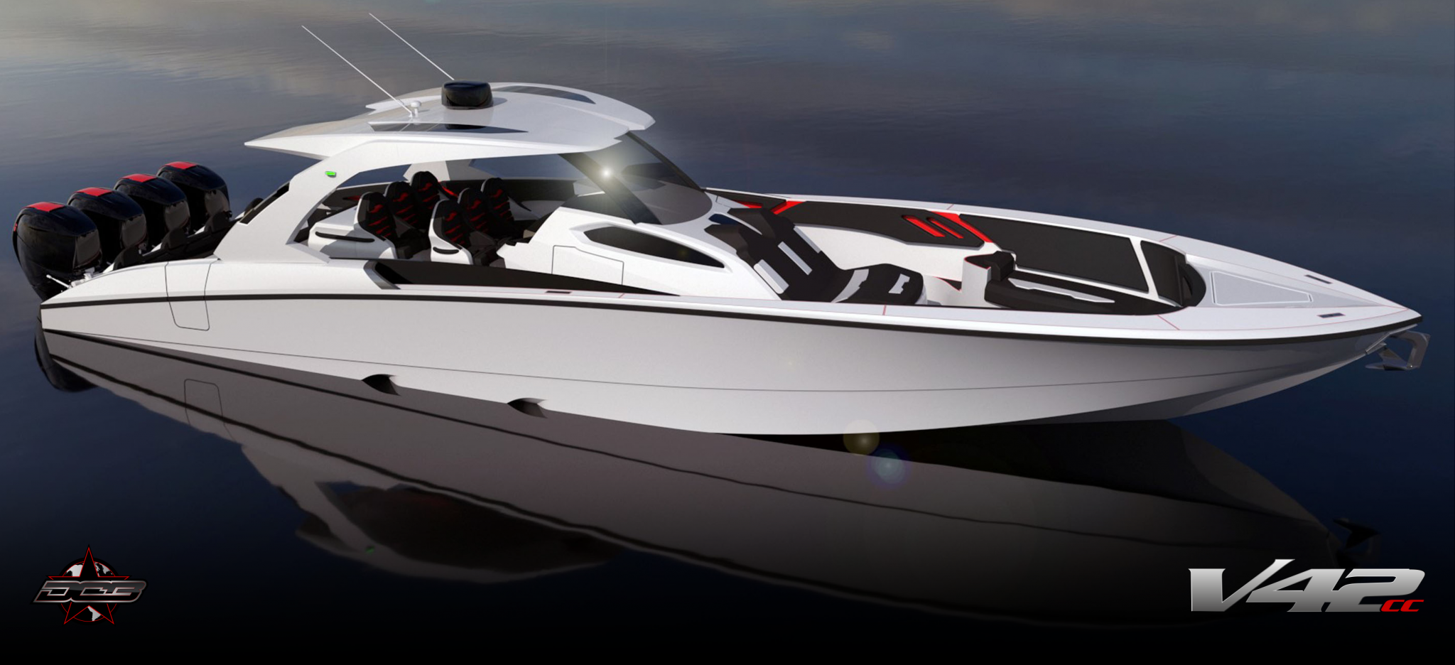 Best Center Console Boats 2020 DCB Announces 42 Center Console Model for 2020   Powerboat Nation