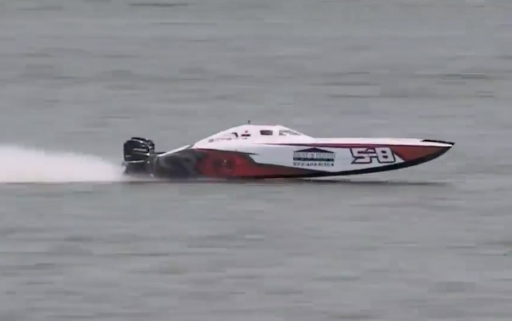 LAKE RACE 3: CR Racing Takes the Win - Powerboat Nation