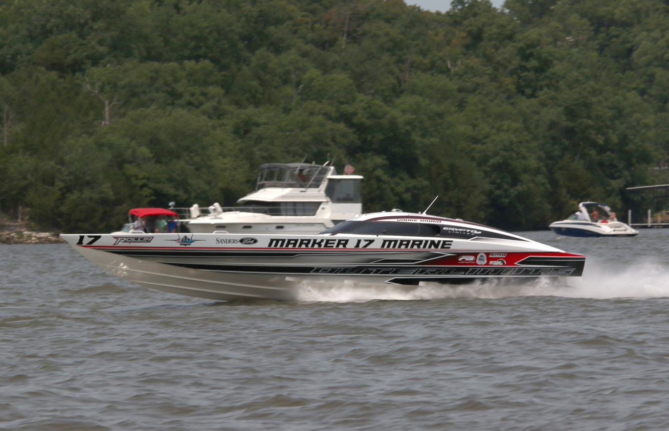LAKE RACE 2: LSB (ProStock) and Marker 17 Marine (SVX) Win - Powerboat Nation
