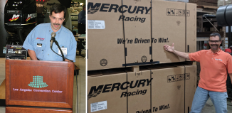 It's Finally Here! Mercury Racing Unleashes Supercharged