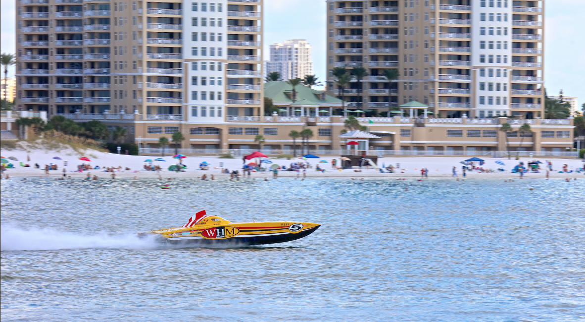 RWO Gears Up for Clearwater Offshore Race - Powerboat Nation